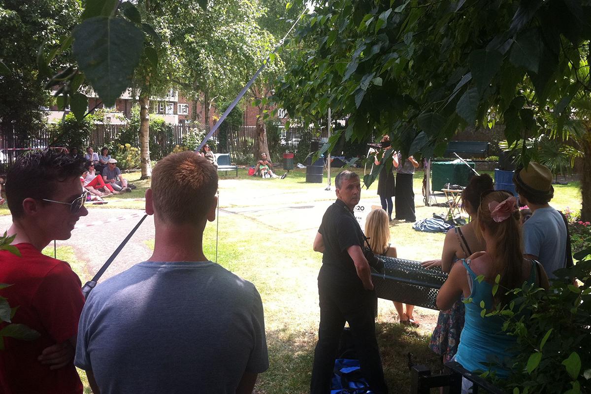Hoxton Trust - Garden